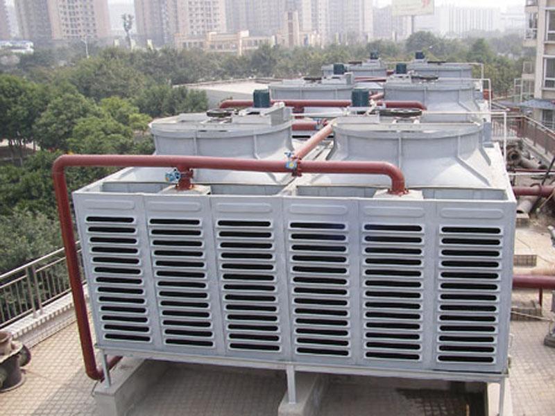 低噪方型横流式冷却塔