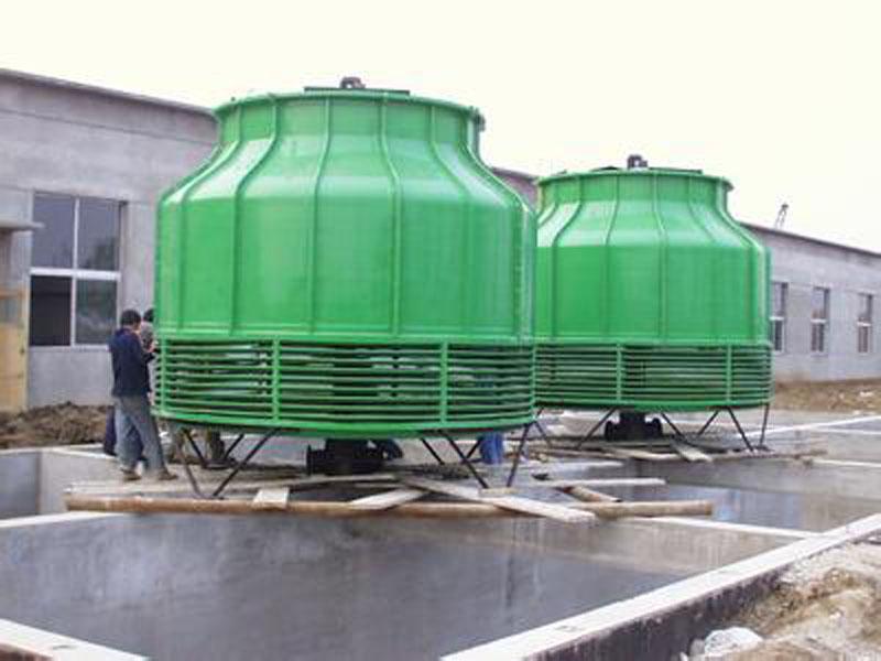 圆形逆流式工业型冷却水塔