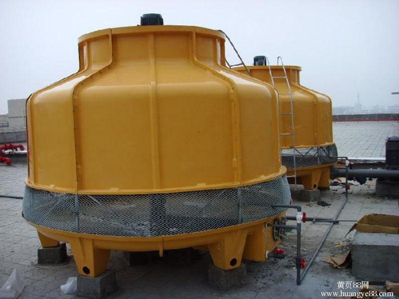 圆型横流式闭式冷却塔20T