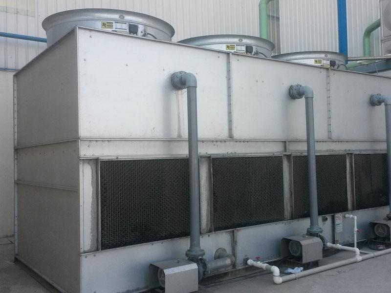 横流式普通型冷却塔