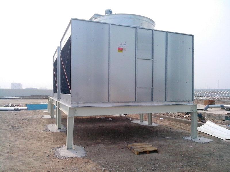 钢筋混凝土框架逆流式冷却塔