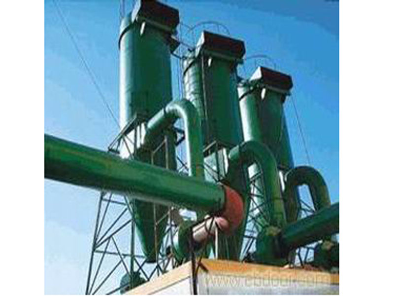 木业厂旋风布袋除尘器