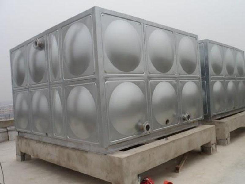SMC装配式不锈钢水箱